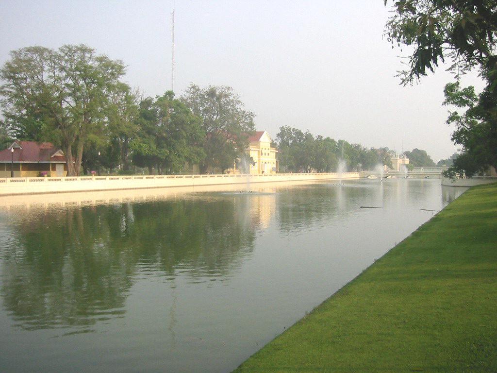 Royal Summer Palace Bang Pa In Ayutthaya Thailand