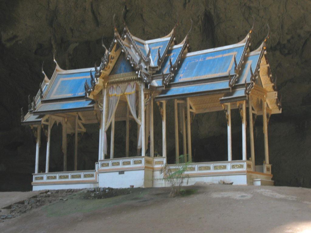 The Pavilion in Phraya Nakhon Cave