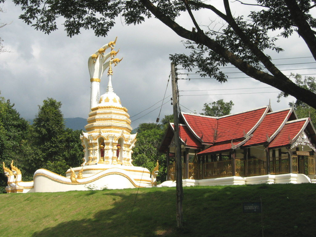 Chiang Dao Temples
