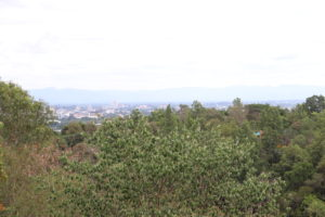 View from Chiang Mai Zoo