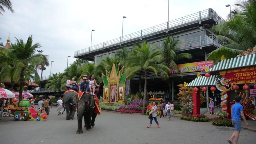 Nong Nooch Village attraction