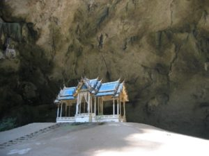 The Truly Amazing Phraya Nakorn Cave and Pavilion near Hua Hin