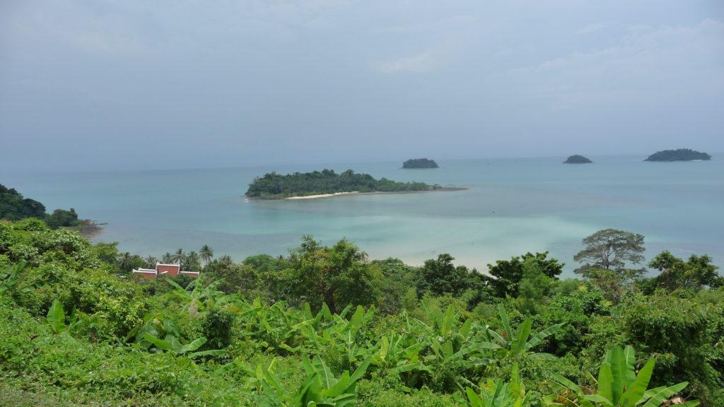Koh Chang Beaches Southeast Thailand