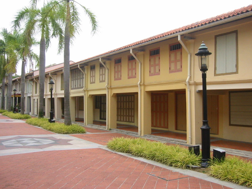 Historic District Singapore
