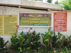 Crocodile Farm and Reptile Zoo