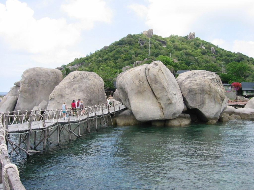 Koh Nang Yuan Island
