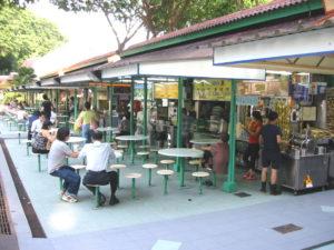 NEWTON FOOD CENTRE AT NEWTON CIRCUS CENTRAL SINGAPORE