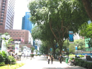 The World Famous Orchard Road Singapore