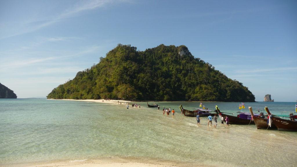 Four Island Tour Krabi