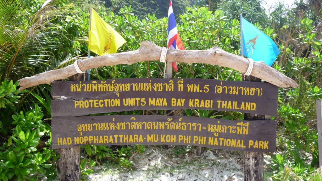 Koh Phi Phi Island Southwest Thailand