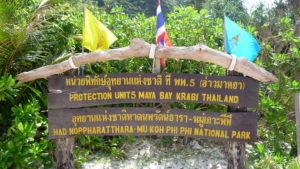 The Famous Koh Phi Phi Island Southwest Thailand