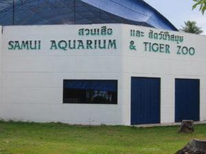 Aquarium and Tiger Zoo