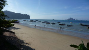 My Favorite Beach in Thailand – Ao Nang Beach Krabi