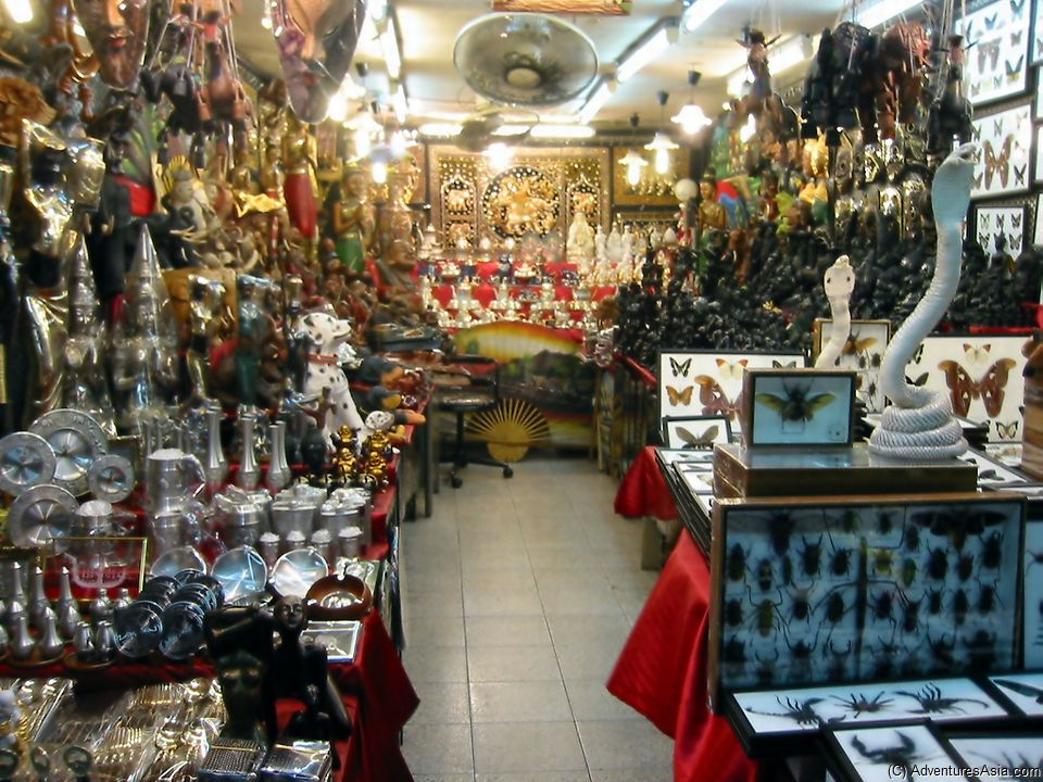 Shopping Thailand Travel Tips and Advice