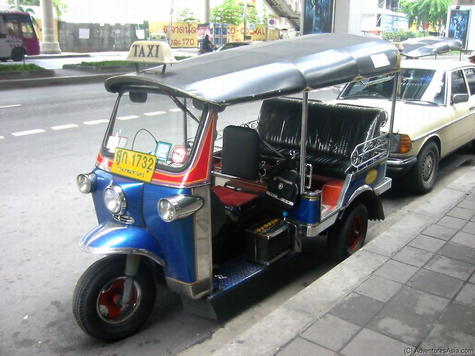 Transport Thailand Travel Tips and Advice