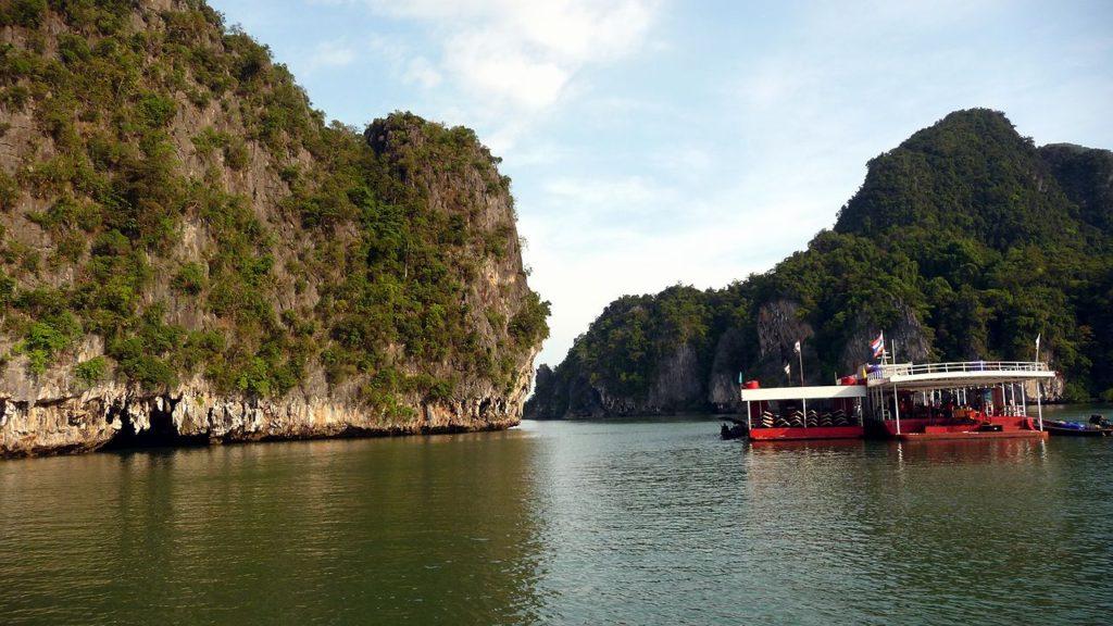 Sea Cave Canoe Krabi