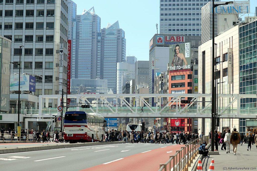 Shinjuku West