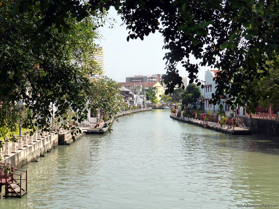 Melaka Canals