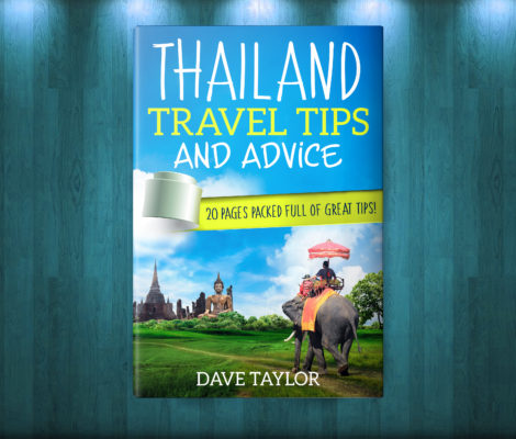 Free Thailand Travel Tips eBook