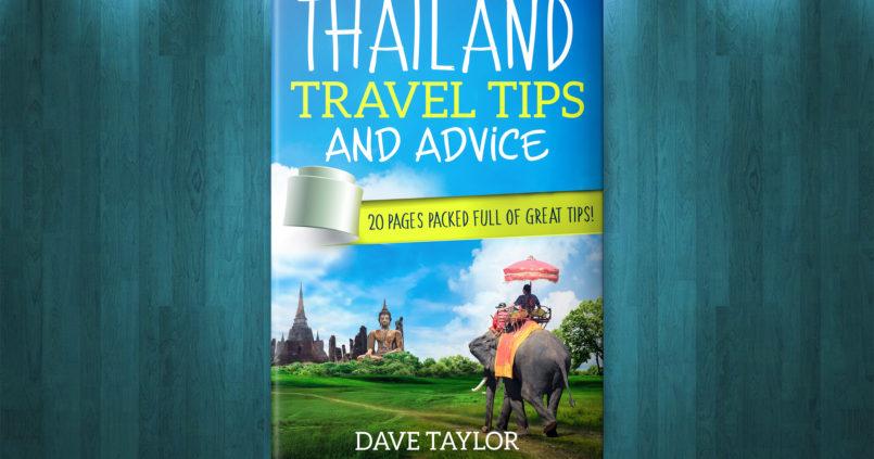 Free Thailand Travel Tips eBook