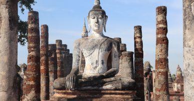 The Enchanting Sukhothai Historical Park